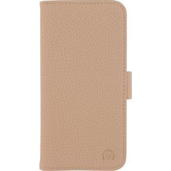MOB-23380 Smartphone gelly wallet book case apple iphone 7 / apple iphone 8 beige