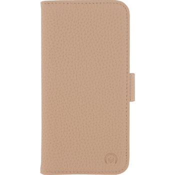 MOB-23389 Smartphone gelly wallet book case samsung galaxy s8 beige