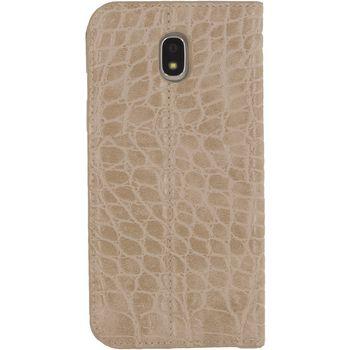 MOB-23553 Smartphone premium gelly book case samsung galaxy j7 2017 bruin