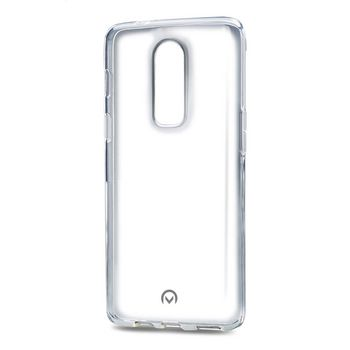 MOB-24351 Smartphone gel-case oneplus 6 transparant Product foto