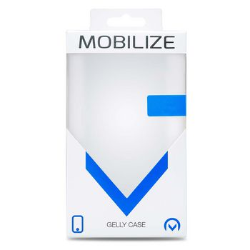 MOB-24351 Smartphone gel-case oneplus 6 transparant Verpakking foto