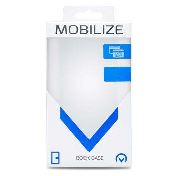 MOB-24377 Smartphone premium gelly book case samsung galaxy a6 2018 zwart Verpakking foto