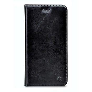 MOB-24628 Smartphone premium gelly book case apple iphone 6 plus/6s plus/7 plus/8 plus zwart