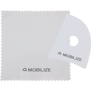 MOB-38496 Ultra-clear 2 st screenprotector apple ipad air / air 2 / pro 9.7 Verpakking foto