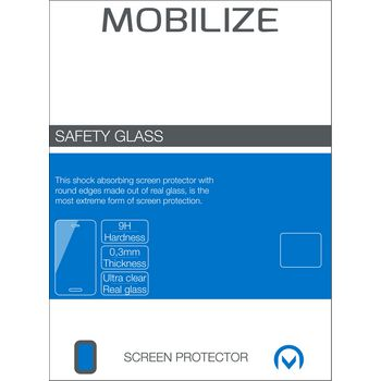 MOB-45147 Safety glass screenprotector huawei mate 8 Verpakking foto