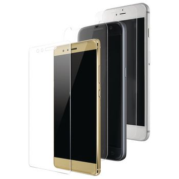MOB-45498 Schokbestendig 2 st screenprotector microsoft lumia 650