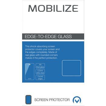 MOB-46435 Edge-to-edge glass screenprotector samsung galaxy s7 Verpakking foto