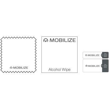 MOB-46435 Edge-to-edge glass screenprotector samsung galaxy s7 Inhoud verpakking foto