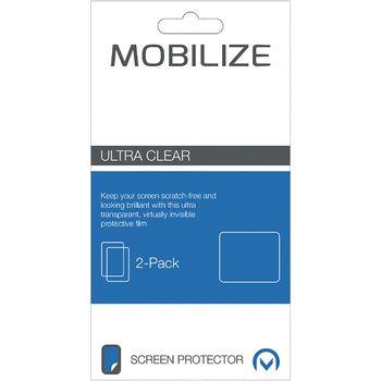 MOB-48034 Ultra-clear screenprotector lg k8 2017 Verpakking foto