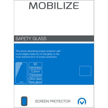 MOB-48208 Safety glass screenprotector samsung galaxy tab e 9.6 Verpakking foto