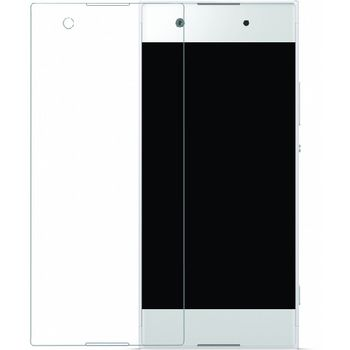 MOB-48413 Ultra-clear 2 st screenprotector sony xperia xa1