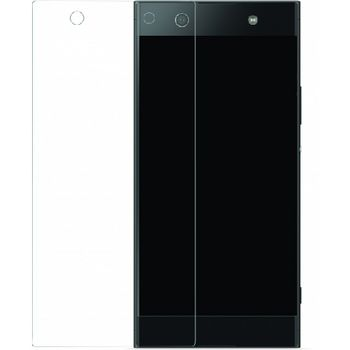 MOB-48414 Ultra-clear 2 st screenprotector sony xperia xa1 ultra