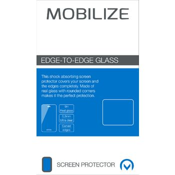 MOB-48461 Edge-to-edge glass screenprotector huawei p10 Verpakking foto