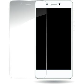 MOB-48700 Ultra-clear screenprotector honor 6c