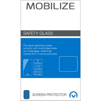 MOB-48984 Ultra-clear screenprotector samsung galaxy j3 2017 (sm-j330f) Verpakking foto