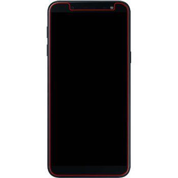 MOB-50839 Safety glass screenprotector samsung galaxy j6 2018 In gebruik foto