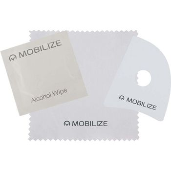MOB-51380 Safety glass screenprotector xiaomi redmi 6a Inhoud verpakking foto