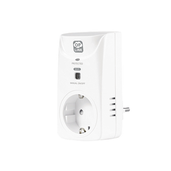 OPL-SP1 Smart home plug-in stopcontact Product foto