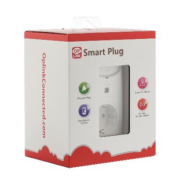OPL-SP1 Smart home plug-in stopcontact Verpakking foto