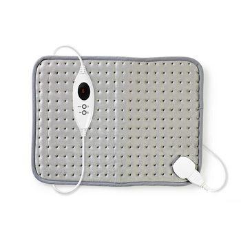 PEHP110CGY Verwarmingskussen | geschikt voor: universeel | 43 x 32 cm | 6 warmte standen | wasmachinebestendig