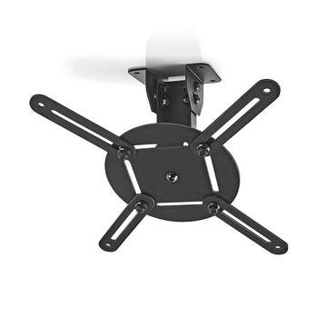 PJCM100BK Projectorbeugel | full motion | 10 kg | draaibaar | kantelbaar | zwart Product foto