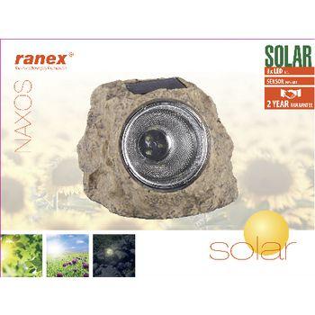 RA-5000154 Solar tuinlamp 3 led Verpakking foto