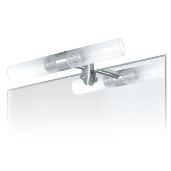 RA-WET06 Spiegellamp geborsteld staal