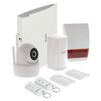 SAS-CLALARM10 Smart home security-set wi-fi / 868 mhz Product foto