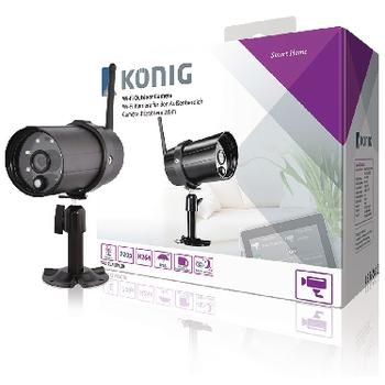 SAS-CLALIPC20 Hd smart home ip-camera buiten 720p