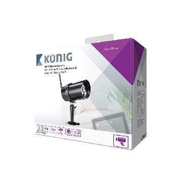 SAS-CLALIPC20 Hd smart home ip-camera buiten 720p Verpakking foto
