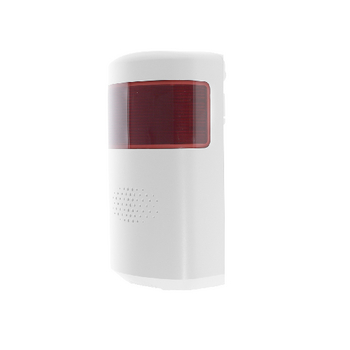 SAS-CLALOS10 Smart home sirene buiten 868 mhz Product foto