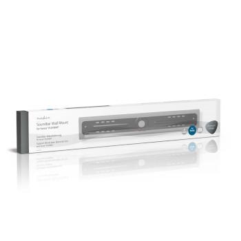 SBMT50BK Soundbar-beugel | sonos® playbar™ | muurbeugel | 15 kg | vast | zwart Verpakking foto