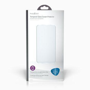 SGP10001TP Glass screen protector voor samsung galaxy a3 2017 | transparant Verpakking foto
