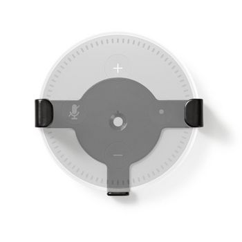SPMT3300BK Speakerbeugel   amazon echo dot   wand   1 kg   vast   zwart
