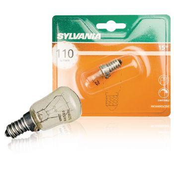 SYL-0007338 Halogeenlamp s19 pygmy 15 w 90 lm 2500 k Verpakking foto