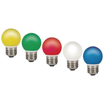 SYL-0026885 Led-lamp e27 mini globe 0.5 w 80 lm Product foto