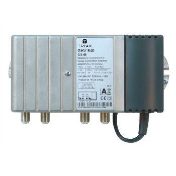 T323166 Versterker 40 db 47-1006 mhz 1 uitgang In gebruik foto