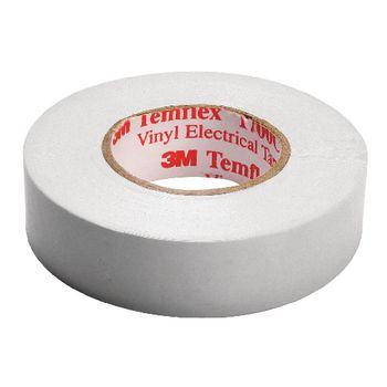 TAPE-WHITE/3M Temflex isolatie tape 15 mm 10 m wit