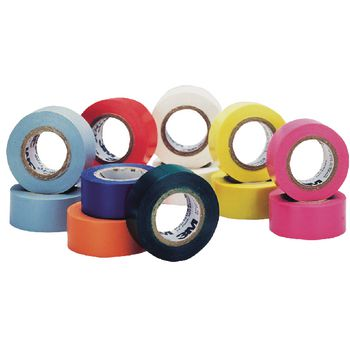TAPE-WHITE/3M Temflex isolatie tape 15 mm 10 m wit Product foto