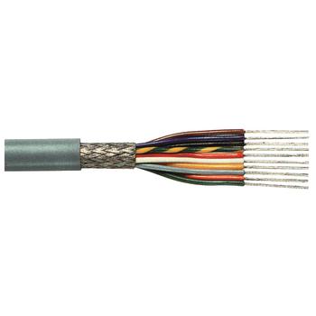 TASR-C10015 Datakabel op haspel 10x 0.15 - 100 m grijs
