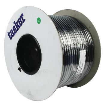 TASR-RG213U Coaxkabel op haspel rg213 10.4 mm 100 m zwart Product foto