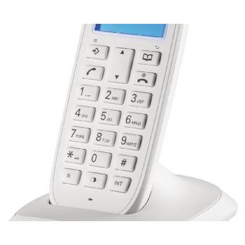 TE-5731 Telefoon draadloos (dect) wit Product foto