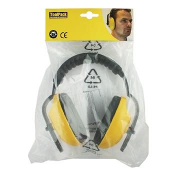 TL-PROT02 Standaard gehoorbeschermers met verstelbare hoofdband Verpakking foto