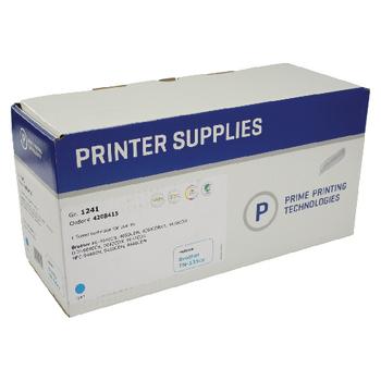 TON-TN135C Toner 4208415 cyaan Verpakking foto
