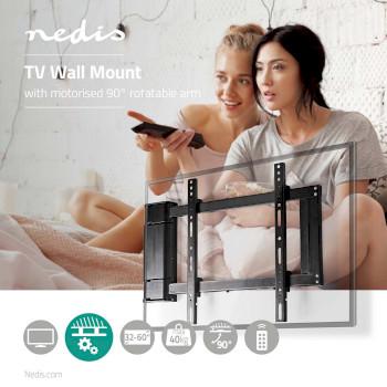 TVWM5830BK Gemotoriseerde tv muurbeugel | 32-60\