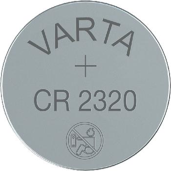 VARTA-CR2320 Lithium knoopcel batterij cr2320 3 v 1-blister