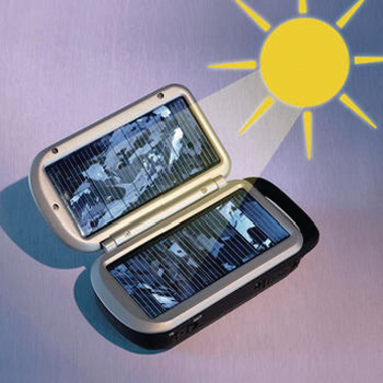 VARTA-SOLAR1 Lader op zonne-energie Product foto