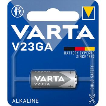 VARTA-V23GA Alkaline batterij 23a 12 v 1-blister