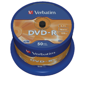 VB-43548 Dvd 4.7 gb 50 st