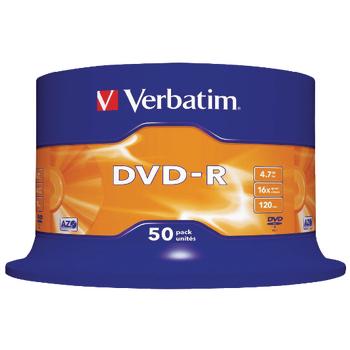VB-43548 Dvd 4.7 gb 50 st Product foto